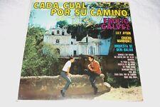 """Emilio Galvez """"Cada Cual Por Su Camino"""" 1960's Latin LP, SEALED!, Orig. Azteca"""