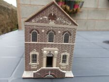 'TEMPERANCE HALL AND MECHANICS INSTITUTE'' 6' HIGH KIT--/GOOD CONDITION/UNBOXED