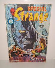 BD SPECIAL STRANGE LUG TRIMESTRIEL NUMERO 39 MARS 1985