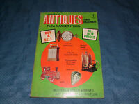 1974  ANTIQUES FLEA MARKET FINDS COLLECTIBLES BOOKLET