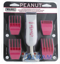 Wahl Peanut 8685 Pink Trimmer Clipper Haircut Pro Grooming Groomer,120 V ~ 60 Hz