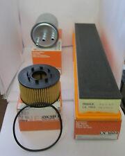 mahle Jaguar x type 09/03>08/10 2.0 2.2 diesel oil air fuel filter