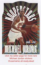 1997-98 Hoops HOOPerstars #H1 Michael Jordan