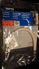 watts ice maker connector 1/4inC×1/4inC12in