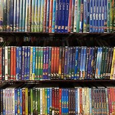 Disney Dvd Buy One or Make Your Own Lot Pick Choose Quantity Discounts