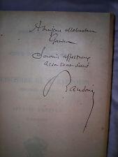 JUDAICA COUR DE CASSATION REQUISITOIRE DE M. BAUDOUIN AFFAIRE DREYFUS AUTOGRAPHE