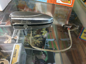 Vintage Enwell Bicycle Bike Horn Untested Used See Pics!