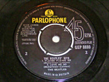 "7"" EP - Beatles Hits From me to you + 3 Track - UK 1963 Center # 4183"