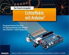 Das Franzis Lernpaket Lichteffekte mit Arduino - Programmieren
