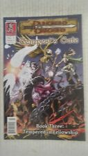 Dungeons & Dragons Tempest's Gate #3 February 2002 Kenzer And Company Comics