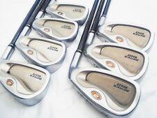 Excellent For Senior 2star HONMA BERES MG603 7pc R-Flex IRONS SET Golf inv 6118