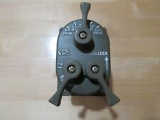 2.5 TON M35A2 M SERIES 3 LEVER LIGHT SWITCH JEEP WILLYS M38A1 M38 M151 MS51113-1