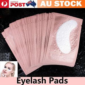 50-200 Pairs Eyelash Pad Eye Pad Gel Patch Lint Lashes Extension Mask Eyepads