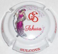 Capsule de Champagne: NEW !!!!  GONET SULCOVA , cuvée Sakura , n°20