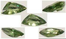 Green Sapphire ¾ct+ Antique 19thC - Ancient Etruscan Greek Roman Prophets Oracle