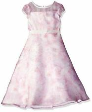 NWT $60 US ANGELS LAVENDER FLORAL ALINE DRESS 7 PARTY HOLIDAY FLOWER GIRL