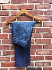 J Brand Jeans Greaser Crop Capri Low Rise Skinny Distressed Wash Sz 27 RARE!