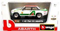 FIAT 131 ABARTH ALITALIA BURAGO SCALA 1/43