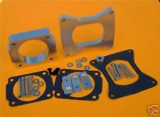 FORD MUSTANG CROWN 3/4 INTAKE SPACER & 75MM THROTTLE BODY SPACER 4.6L 1996-2004