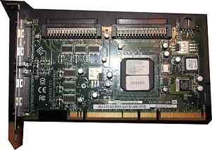 Adaptec ASC 39320A Ultra 320 SCSI Host Adapter, professioneller Host Adapter