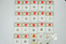 Lot of 23 Dimes. Most encased Deep Cam