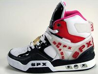 Sneakers SPX Troop Street Treck Crazy Hi Top New Vintage Look