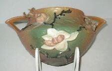 Roseville Pottery  Magnolia Hanging Basket c: 1940's