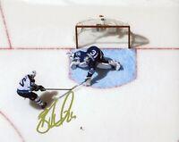 "~~ BLAKE WHEELER Authentic Hand-Signed ""Winnipeg Jets"" 8x10 Photo ~~"