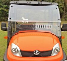 Kubota RTV 400/500 Premium 2 Piece Lexan Windshield with Dual Vents
