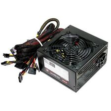 ALIMENTATORE PER PC 750W ATX 2.3 MS-Tech MS-N750-VAL Rev.B GAMING VENTOLA 12CM