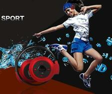 RED Sports Stereo wireless bluetooth headset Mini 503 w/ memory card slot