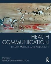 Health Communication : Exploring Multiple Perspectives (2014, Paperback)