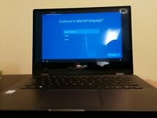 """Asus VivoBook Flip 14"""" 2-IN-1 Touch 4/128 i3 Laptop TP412F - NEW (STORE DISPLAY)"""
