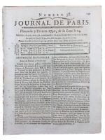 Saintes en 1790 Charente Chevalier de Malte La Rochelle Duc de Gramont Necker