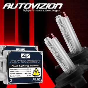 9005/9006 AUTOVIZION 55W HID Xenon Headlight Conversion KIT H1/H3/H4/H7/H11