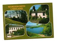 Cumbria - Wordsworth's Lakeland - Postcard Franked 1992