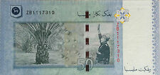 RM50 Zeti sign Replacement Note ZB 1117310