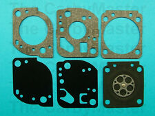 ZAMA Type Replacement GND-64 Gasket and Diaphragm Kit Fits Poulan/Weed Eater ++