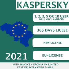 Kaspersky Internet Security 2021 EU [1 PC, 2 PC, 3 PC, 5 PC  10PC  GERÄTE USER]