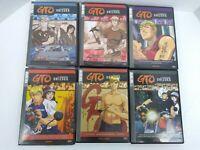 GTO Anime DVD LOT 6 DVDS