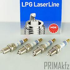 4x NGK LPG 1 Laserline Bujías 1496 LPG / CNG vehículos NUEVO