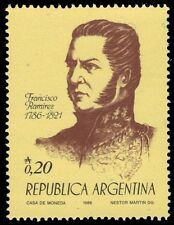 ARGENTINA 1567 (Mi1817) - General Francisco Ramirez (pf22653)