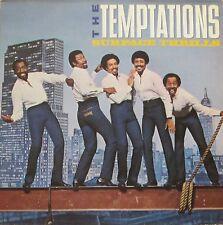 The Temptations-Surface Thrills (VOGUE Motown-RECORDS VINILE-LP France 1983)