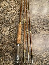 Vintage 3/2 Shakespeare #1362 9' Bamboo Fly Fishing Rod