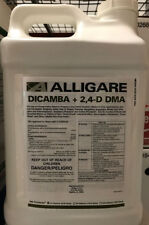 Dicamba+2,4-D Herbicide - 2.5 Gallons (Replaces Weedmaster) by Alligare