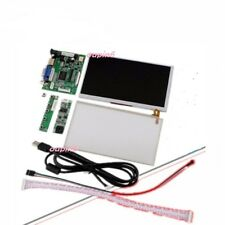 "HDMI VGA 2AV LCD Controller kit + 7"" Vehicle display AT070TN92 panel with touch"