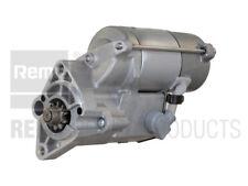 Starter Motor-Eng Code: ESG Remy 25010 Reman