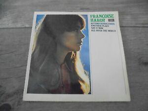 Francoise Hardy - Autumn Rendezvous 1966 UK EP DISQUES VOGUE