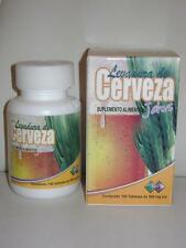 BEER/BREWER YEAST TABLETS-WEIGHT CONTROL-GLUCOSE CONTROL / LEVADURA DE CERVEZA