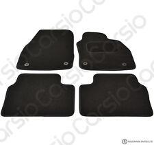 Vauxhall Astra H MK5 2004 - 2010 Tailored Black Car Floor Mats Carpets 4pc Set